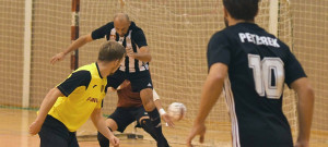 Futsalové Dynamo sestřelilo lídra z Ústí