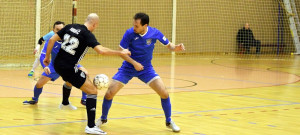 2. liga futsal: SK Dynamo PCO ČB - SK Kladno 5:3