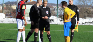 Příprava: SK Benešov - FC MAS Táborsko 1:0