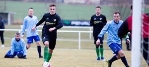 Příprava: Malše Roudné - FK Lažiště 3:2
