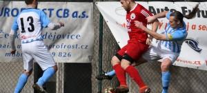 KP: SK Rudolfov - TJ Hluboká n. Vlt. 1:0