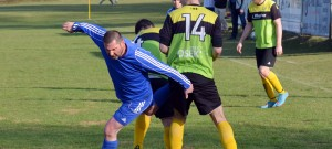 I. B třída: FC Vlachovo Březí - TJ Osek B 1:0