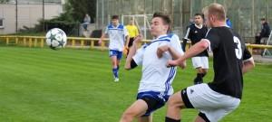 I. A třída: Lokomotiva ČB - FK Vodňany 1:2