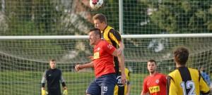 KP: FC ZVVZ Milevsko - SK SIKO Čimelice 1:1