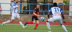 FNL: 1.SC Znojmo - FC MAS Táborsko 2:3