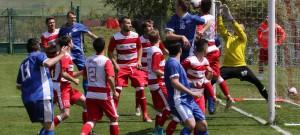 I. A třída: SK Lhenice - FC AL-KO Semice 2:0