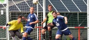 I. B třída: FC Velešín - FK Dolní Dvořiště 3:2