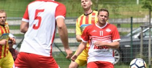 I. A třída: FC AL-KO Semice - Junior Strakonice 1:2