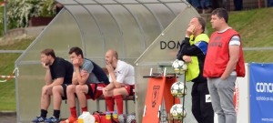 I. A třída: FK Olympie Týn nad Vltavou - Sokol Sezimovo Ústí 2:1