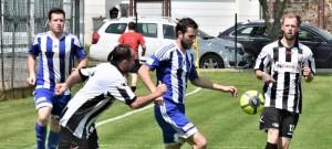 I. B třída: TJ Dražejov - FC Westra Sousedovice 1:1