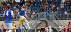 KP: Jiskra Třeboň - FK Protivín 1:2