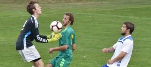 I. A třída: FK Vodňany - Tatran Prahcatice 3:3