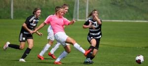 2. liga dorostenek: SK Dynamo ČB - MFK Trutnov 6:0