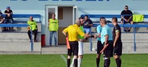 I. B třída: TJ Dříteň - FK Boršov n. Vlt. 4:2