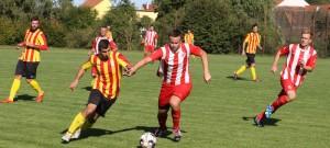 I. B třída: 1. FC Netolice - Sokol Kamenný Újezd 0:2