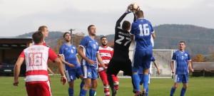 I. A třída: SK Lhenice - FC AL-KO Semice 1:3