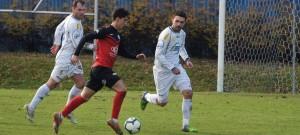 KP: FC MAS Táborsko B - FC ZVVZ Milevsko 1:2