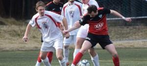 Příprava: FC MAS Táborsko B - Sokol Bernartice 1:1