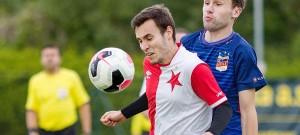 Turnaj sedmi týmů: SK Planá - SK Slavia ČB 1:0