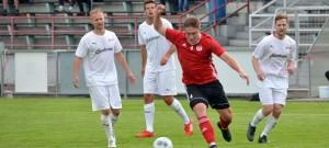 Příprava: FK Olympie Týn n/Vlt. - Spartak Trhové Sviny 3:3