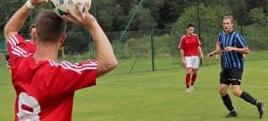 I. A třída: Blaník Strunkovice - FC Velešín 0:0