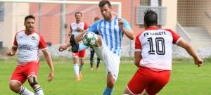 KP: SK Rudolfov - FK Lažiště 2:4