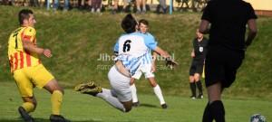 KP: SK Rudolfov - Junior Strakonice 0:0