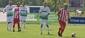 I. A třída: Malše Roudné - 1.FC Netolice 3:0