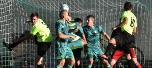 KP: SK Jankov - TJ Osek 0:0