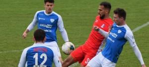 FNL: FC MAS Táborsko - FK Blansko 1:0
