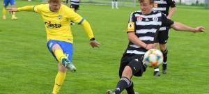 Příprava: SK Dynamo ČB U19 - FC Písek 2:4