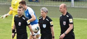 FC MAS Táborsko - FC Sellier & Bellot Vlašim 1:0