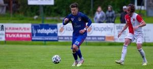Příprava: SK Slavia ČB - SK Planá 2:0