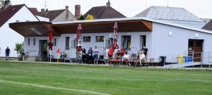 Turnaj Fotbal spojuje: TJ Nová Ves - Lokomotiva ČB 1:0