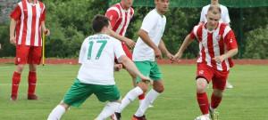 Příprava: 1.FC Netolice - SK Jankov 0:2