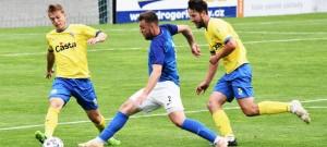 Příprava: FC Písek - TJ Sokol Lom 4:0