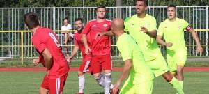 KP: Tatran Prachatice - TJ Osek 3:1