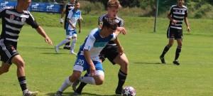 Divize: SK Dynamo ČB B - FK Hvězda Cheb 5:0