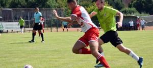 I. A třída: FC Al-ko Semice - 1.FC Netolice 3:0