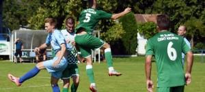 KP: FK Protivín - Slavoj Č. Krumlov 1:4