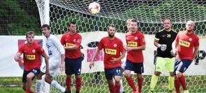 KP: SK SIKO Čimelice - FC ZVVZ Milevsko 2:2