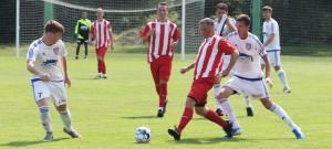 I. A třída: 1.FC Netolice - TJ Nová Ves 0:3