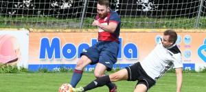 I. A třída: Lokomotiva ČB - TJ Sokol Bernartice 1:4