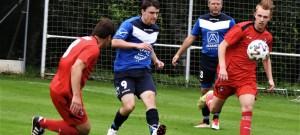 I. B třída: FC Chyšky - Sokol Chotoviny 0:1