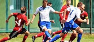 I. A třída: SK Mirovice - Spartak Trhové Sviny 4:0