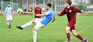 OP: Lokomotiva ČB B - SK Rudolfov B 4:2