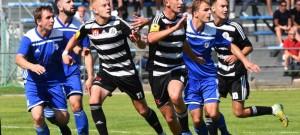 Divize: SK Dynamo ČB B - FK Spartak Soběslav 1:0