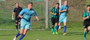 OP: SK Dobrá Voda - FK Borovany 0:1