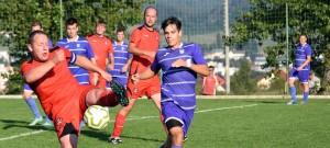 I. B třída: TJ Hradiště - FC Chyšky 4:1