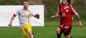 KP: FK Olympie Týn n./Vlt. - FK Junior Strakonice 0:0